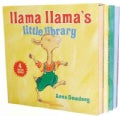 Llama Llama's Little Library (Board book)