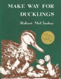 Make Way for Ducklings (Hardcover)