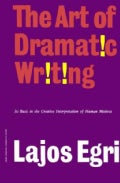 Art of Dramatic Writing (Paperback)