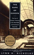 The Rape of Europa: The Fate of Europe's Treasures in the Third Reich and the Second World War (Paperback)