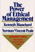 The Power of Ethical Management (Hardcover)