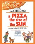 A Pizza the Size of the Sun: Poems (Hardcover)