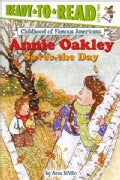 Annie Oakley Saves the Day (Paperback)