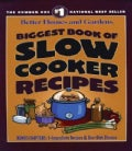 Biggest Book of Slow Cooker Recipes (Spiral bound)