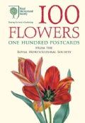 100 Flowers from the RHS: 100 Postcards in a Box (Postcard book or pack)