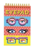 Eye Pad Lenticular Notepad (Notebook / blank book)