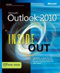 Microsoft Outlook 2010 Inside Out (Paperback)