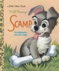Walt Disney&#39;s Scamp: The Adventures of a Little Puppy (Hardcover)