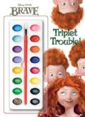 Triplet Trouble! (Novelty book)