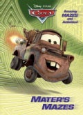 Mater&#39;s Mazes: Amazing Mazes and Activities! (Paperback)
