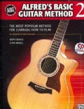 Alfred&#39;s Basic Guitar Method 2 (Paperback)