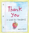 Thank You: A Book for Teachers (Hardcover)