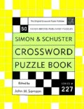Simon & Schuster Crossword Puzzle Book (Spiral bound)