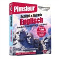 English for German Speakers: Learn to Speak and Understand English As a Second Language With Pimsleur Language Pro... (CD-Audio)