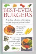 Best-Ever Burgers (Hardcover)