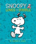 Snoopy Loves to Doodle: Create and Complete Pictures with the Peanuts Gang (Paperback)