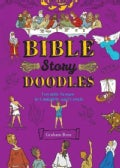 Bible-Story Doodles: Favorite Scenes to Create and Complete (Paperback)