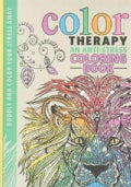 Color Therapy: An Anti-stress Coloring Book (Hardcover)