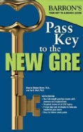 Pass Key to the New GRE (Paperback)