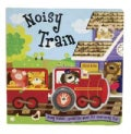 Noisy Train: Press the Wheel for Some Noisy Fun! (Board book)