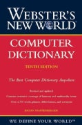 Webster's New World Computer Dictionary (Paperback)