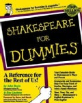 Shakespeare for Dummies (Paperback)