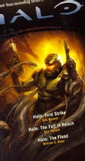 Halo: The Definitive Edition: First Strike / the Fall of Reach / the Flood (Paperback)