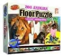 Zoo Animals Floor Puzzle (Other merchandise)