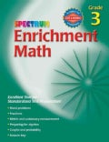 Spectrum Enrichment Math, Grade 3 (Paperback)