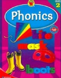 Brighter Child Phonics, Grade 2 (Paperback)