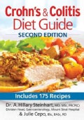 Crohn's and Colitis Diet Guide: Includes 175 Recipes (Paperback)