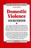 Domestic Violence Sourcebook (Hardcover)