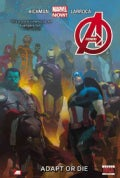 Avengers 5: Adapt or Die (Marvel Now) (Hardcover)