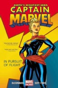 Captain Marvel 1: In Pursuit of Flight (Paperback)