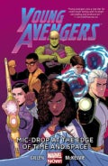 Young Avengers 3: Mic-drop at the Edge of Time and Space (Marvel Now) (Paperback)