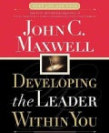 Developing The Leader Within You (CD-Audio)