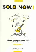 Solo Now!: Original Progressive Guitar Solos (Paperback)