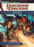 Player's Handbook Races: Tieflings (Paperback)