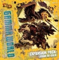 D & D Gamma World Expansion Pack: Legion of Gold (Game)