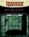 Cathedral of Chaos Dungeon Tiles (Hardcover)