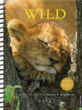 Wild 2013-2014 Calendar: Wildlife Photography by Thomas D. Mangelsen (Calendar)