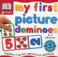 My First Picture Dominoes: Number Fun for Preschool Children (Cards)