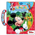 Disney&#39;s Mickey Mouse Clubhouse Carryalong Treasury: A Collection of Stories With Fun Learning Activities (Board book)