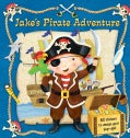 Jake's Pirate Adventure (Hardcover)