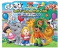 Let&#39; Go to the Zoo / Vamos al zoologico (Board book)
