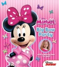 Disney Minnie Big Bow Party (Novelty book)