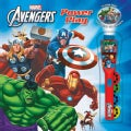 Marvel the Avengers Power Play: Book With Flashlight Projector (Novelty book)