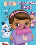Disney Doc Mcstuffins Guess Who, Doc! (Board book)