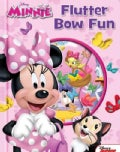 Disney Minnie Mouse Flutter Bow Fun (Hardcover)