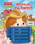 Fisher-Price Little People Guess Who Farm (Board book)